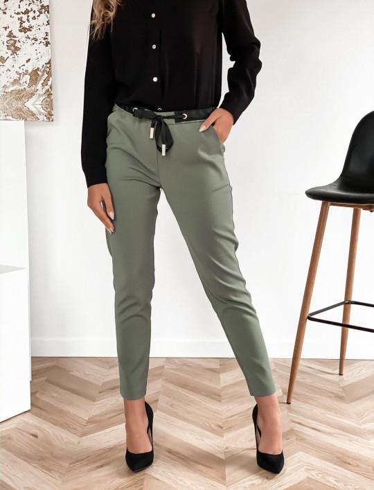 Spodnie Liverno khaki