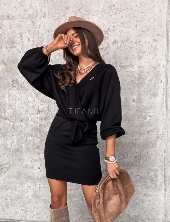 Sukienka Clody czarna