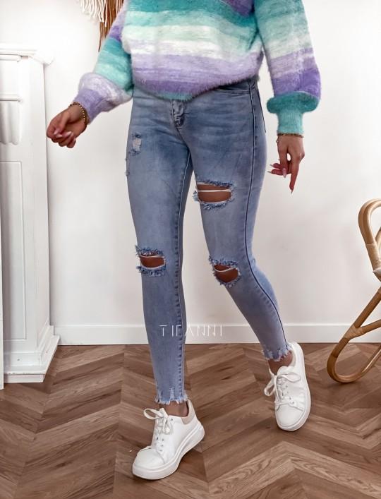 Spodnie jeansowe Daga