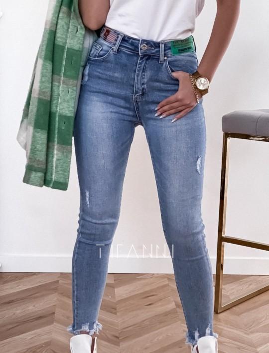 Spodnie jeansowe Draco