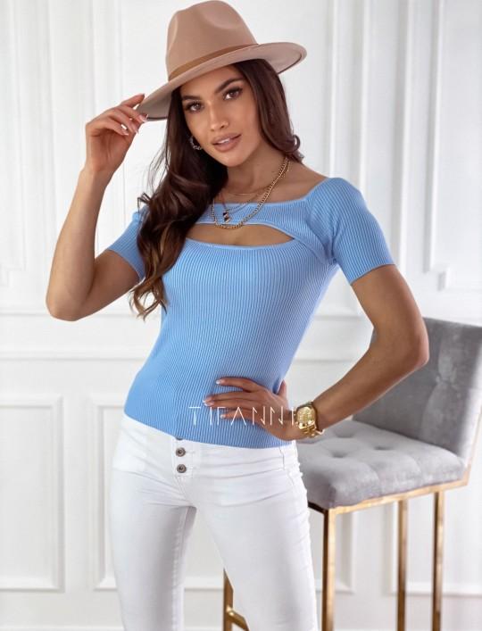 Bluzka Laura blue