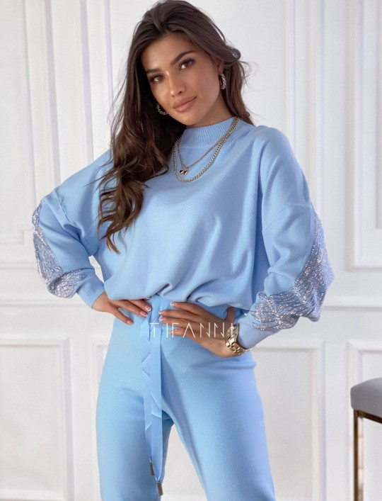 Bluza Wings blue