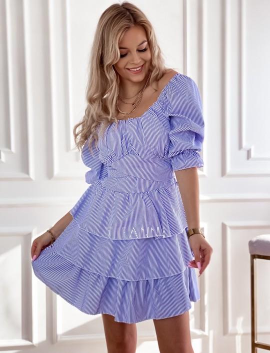 Sukienka w paski Palmi