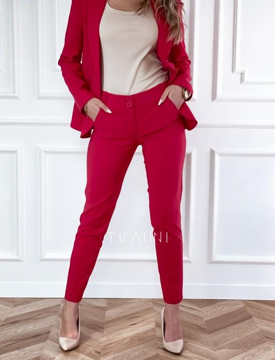 Spodnie Bonni fuksja