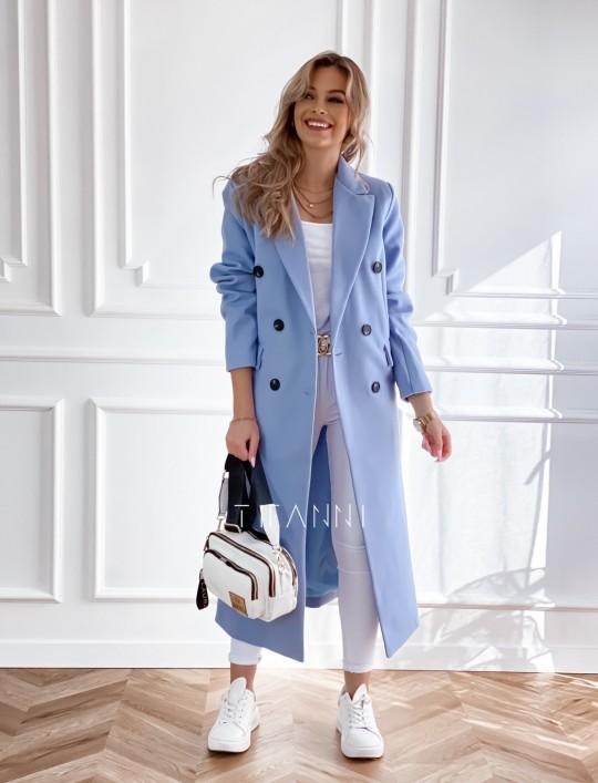 Płaszcz Lari w kolorze blue