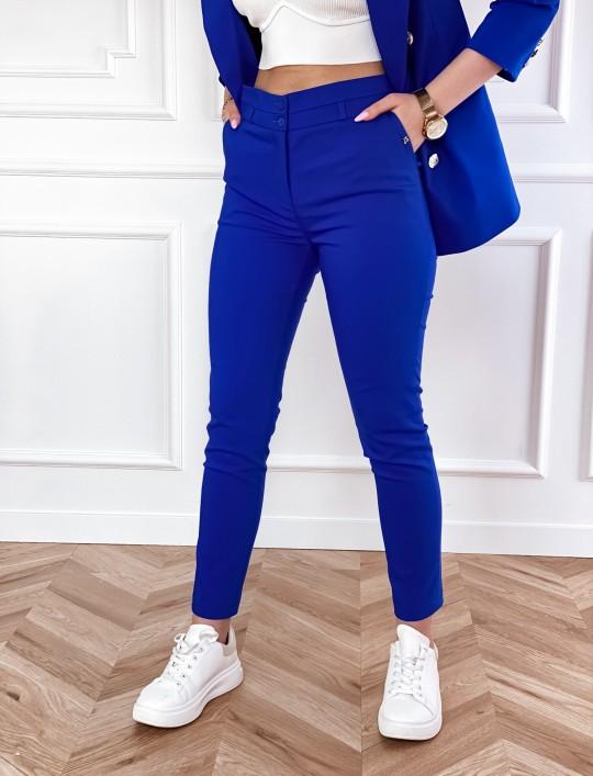 Spodnie Livardi chabrowe