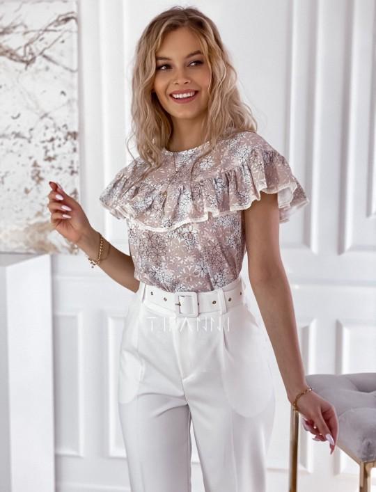 Bluzka Salia beżowa