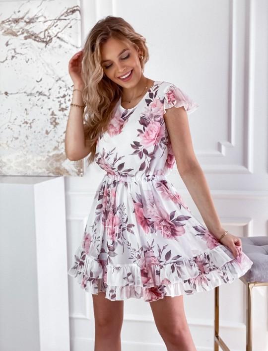 Zwiewna sukienka Randi