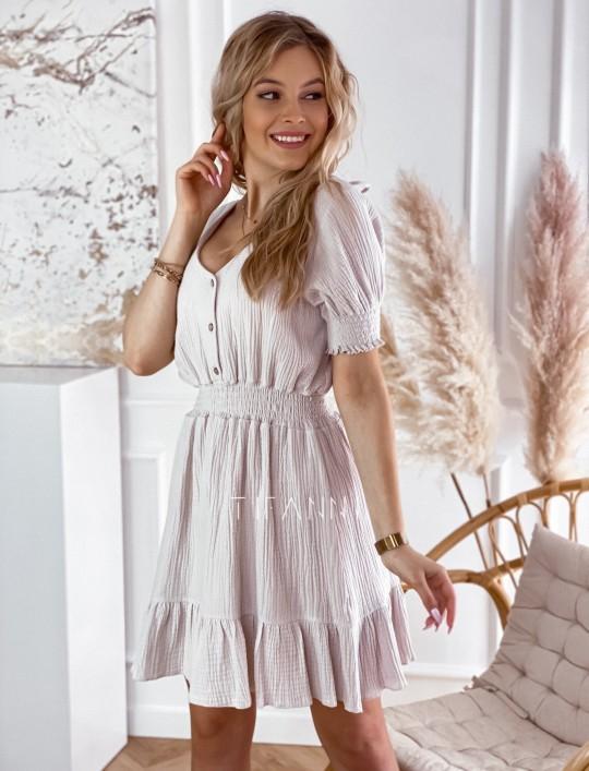 Bawełniana sukienka Nola
