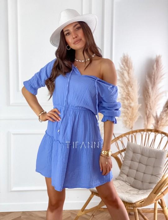 Sukienka Luci jeansowa