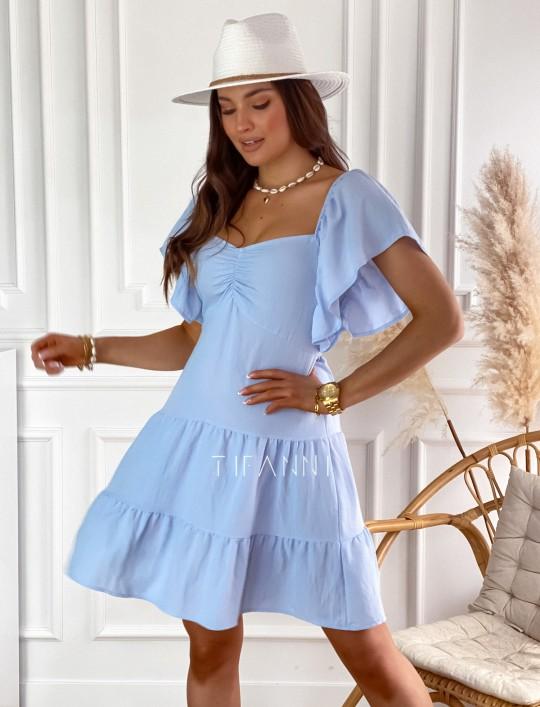 Sukienka Sofia blue jeans