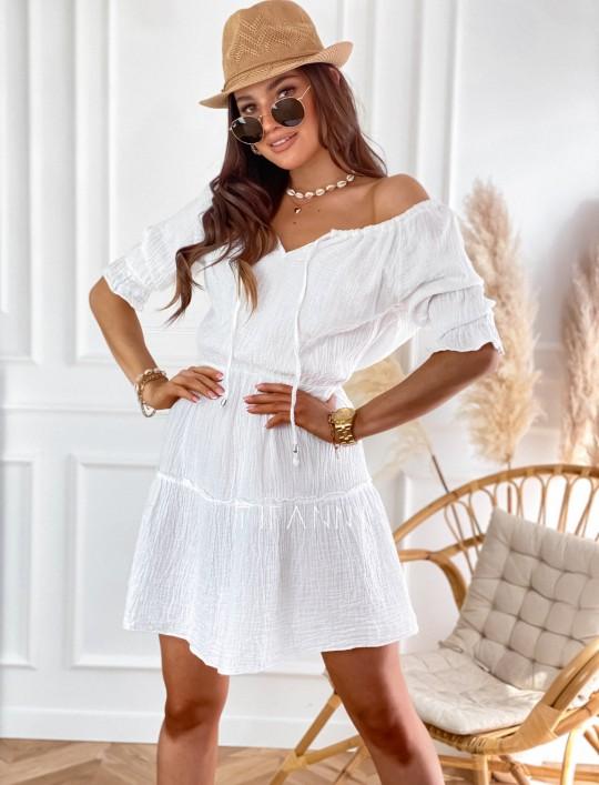 Sukienka Luci biała