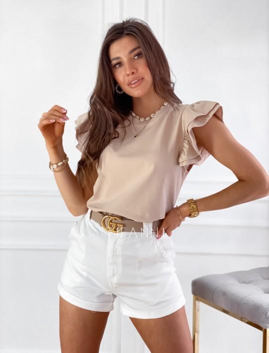 T-shirt Margot baige