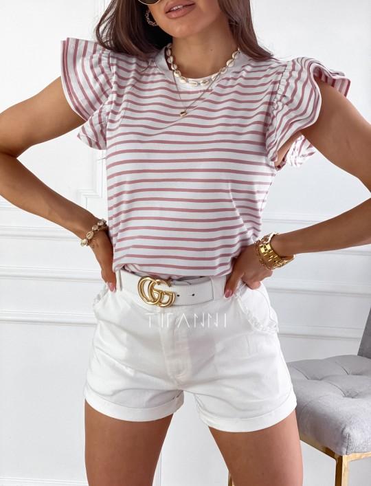 T-shirt Margot strips