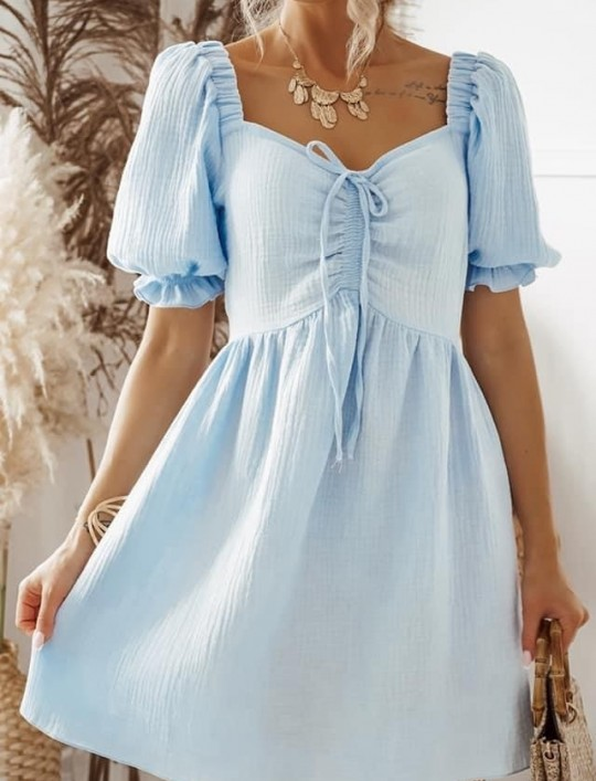 Sukienka Fame bawełniana