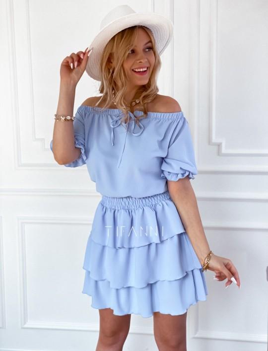 Sukienka Milo blue