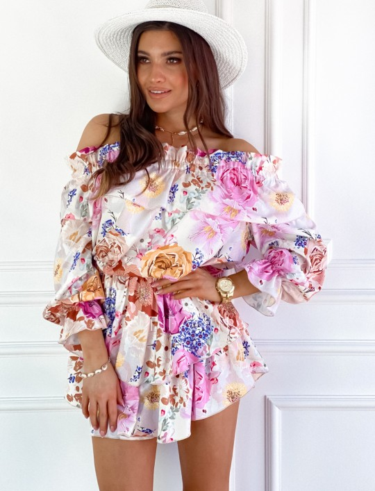 Komplet bluzka spódnica Miami