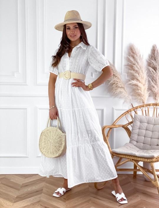 Ażurkowa sukienka Clasi