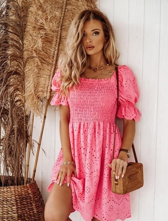 Sukienka Rene Pink