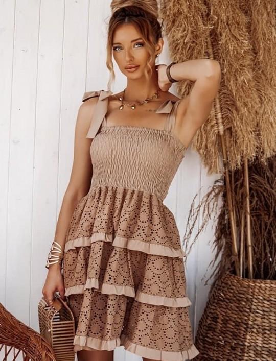 Sukienka Felipa nude