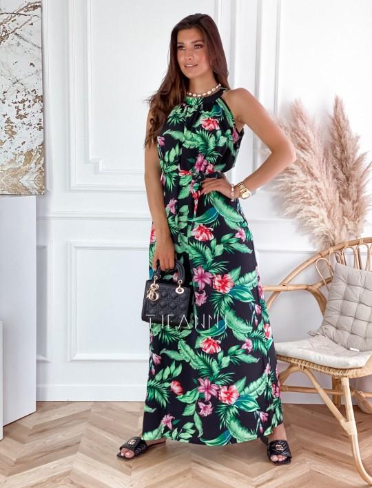 Sukienka maxi Carlo VII