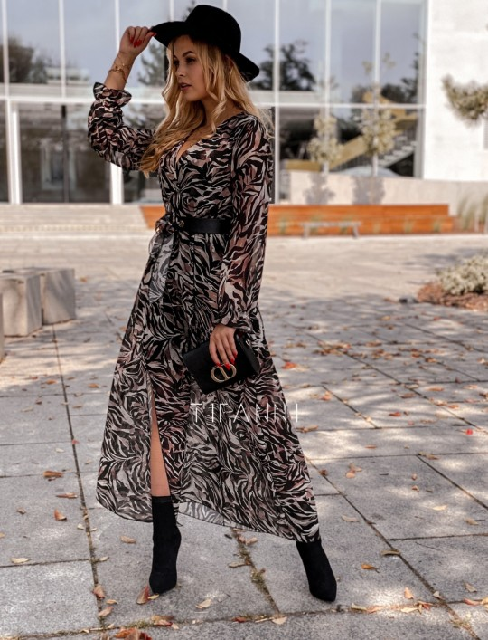 Sukienka długa Leni III