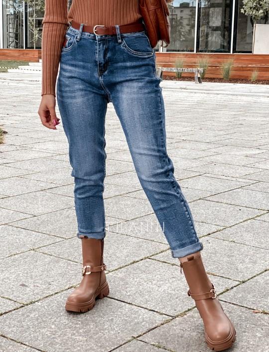 Spodnie jeansowe Mom Fit Bardi