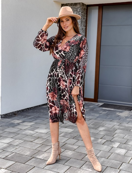 Sukienka Dali midi