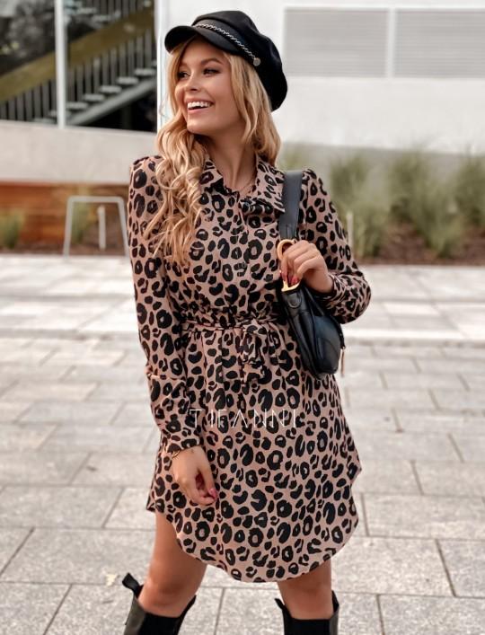 Sukienka Tola panther