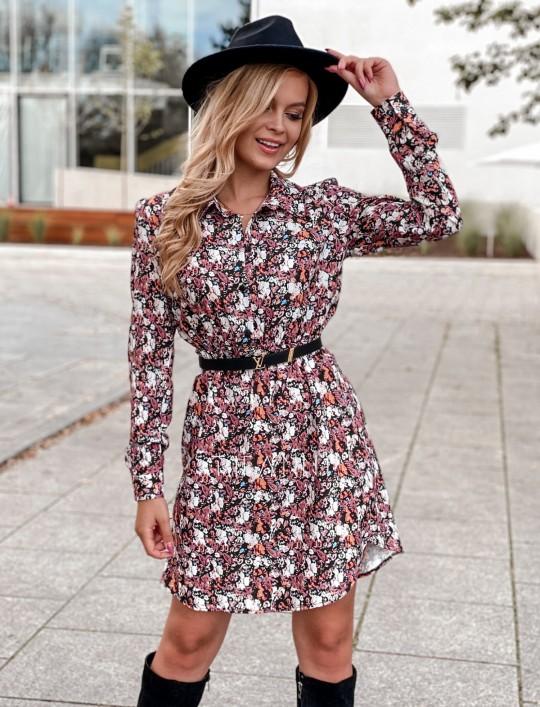 Sukienka Tola kwiatki
