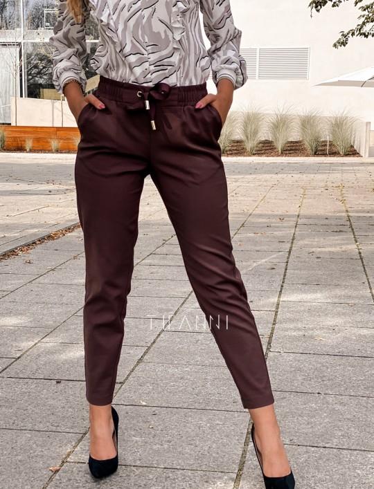 Spodnie Lavia chocolate