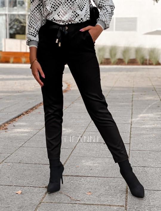 Spodnie Lavia czarne