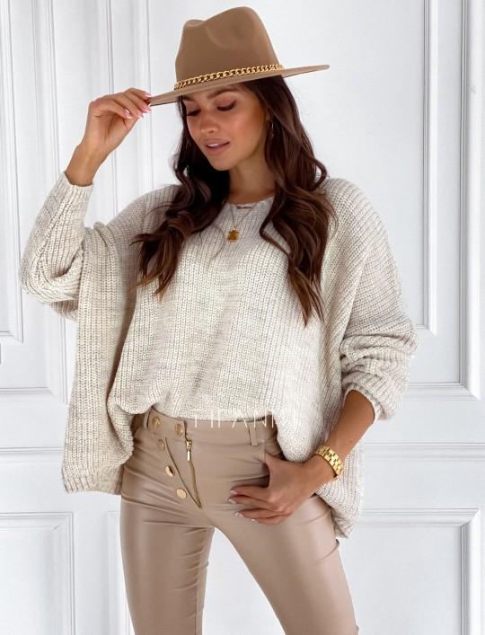 Sweter Honey oversize
