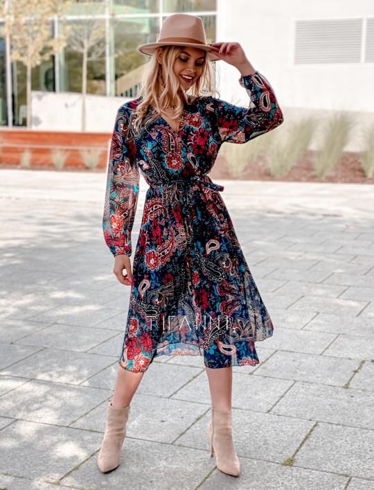 Sukienka Bella midi II